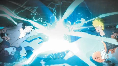 【火影/mad/燃】形式逆转