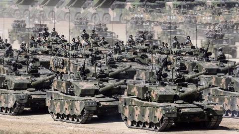 震撼!中国陆军最新宣传片刷爆朋友圈,网友:这才叫世界级战斗力