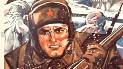 【1942·苏联新闻电影·中字】全歼德寇于莫斯科城下
