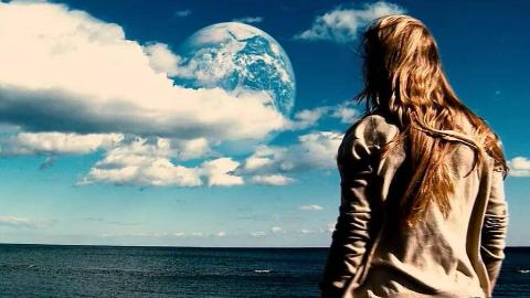 人类发现一个不明星球,派人前往探索,结果却被吓到了