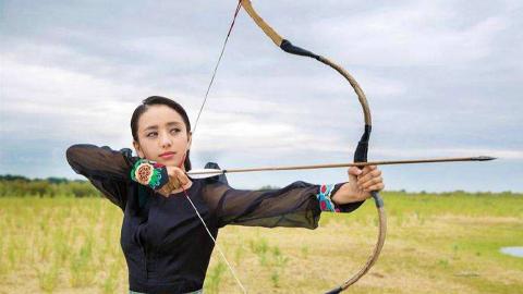 【射箭】电影中的传统弓震撼混剪