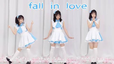 【光轮】fall in love  快领取你的白丝女仆啦