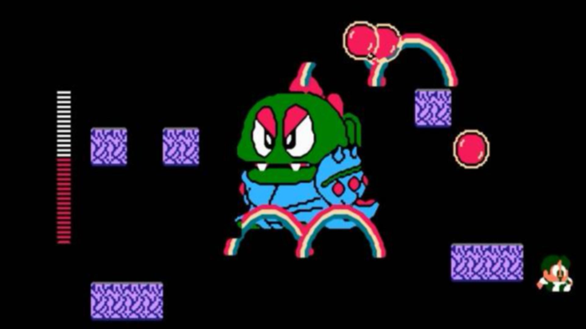 游戏史上最具创意的攻击方式,彩虹岛和它背后的故事