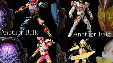 『转载』【K2eizo】Another Build/Ex-Aid/Gaim/Faiz装动把玩视频
