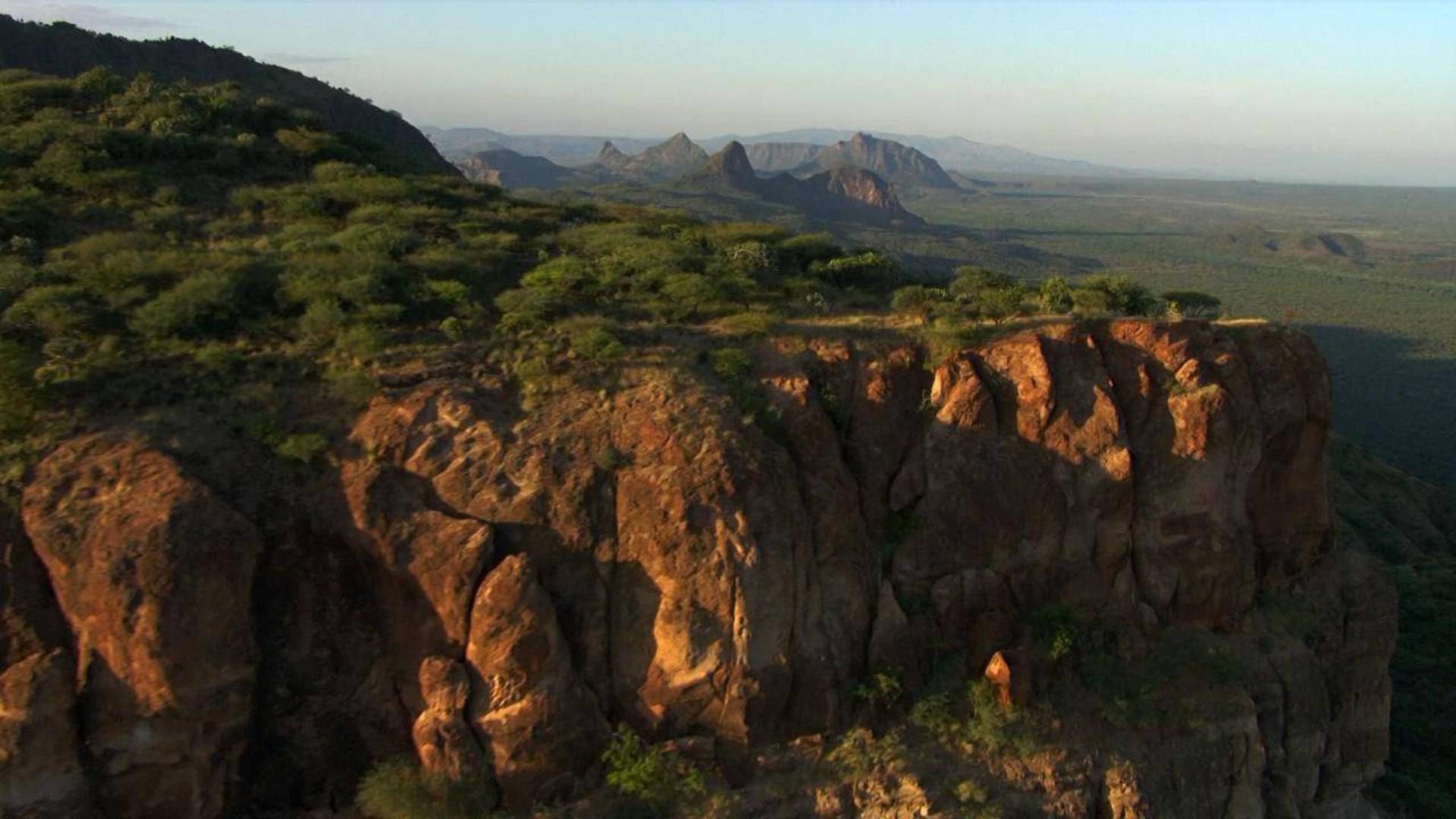 [纪录片]非洲-世界上最壮丽的景象[中英字幕]