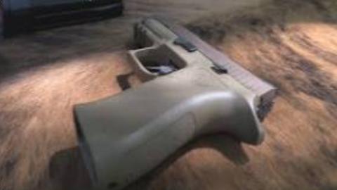 【hickok45】SIG X-Carry 手枪试用