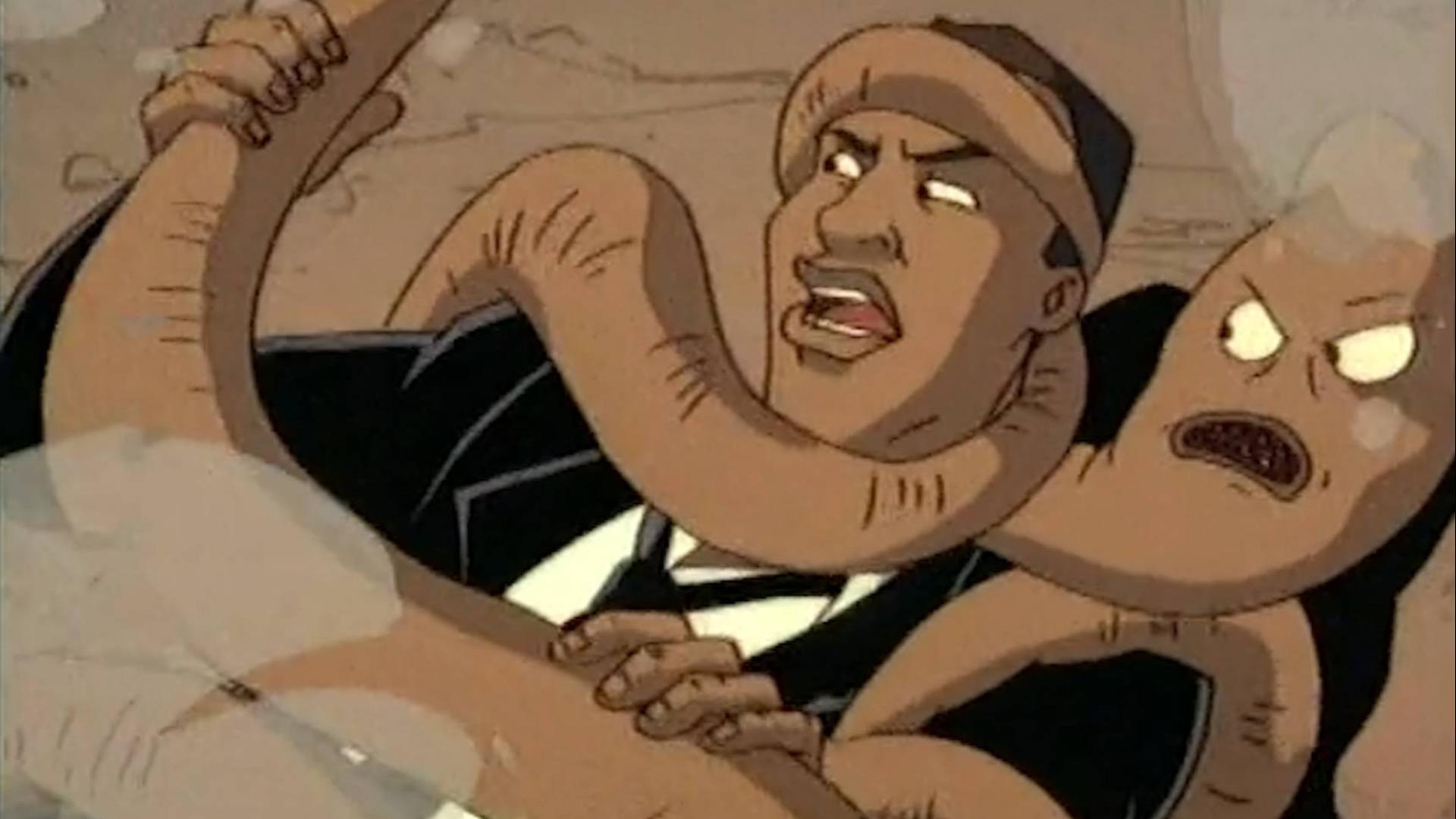 共生体强袭宿主!J探员再陷危机!面对杀手追杀,黑衣警探怎样化险为夷?