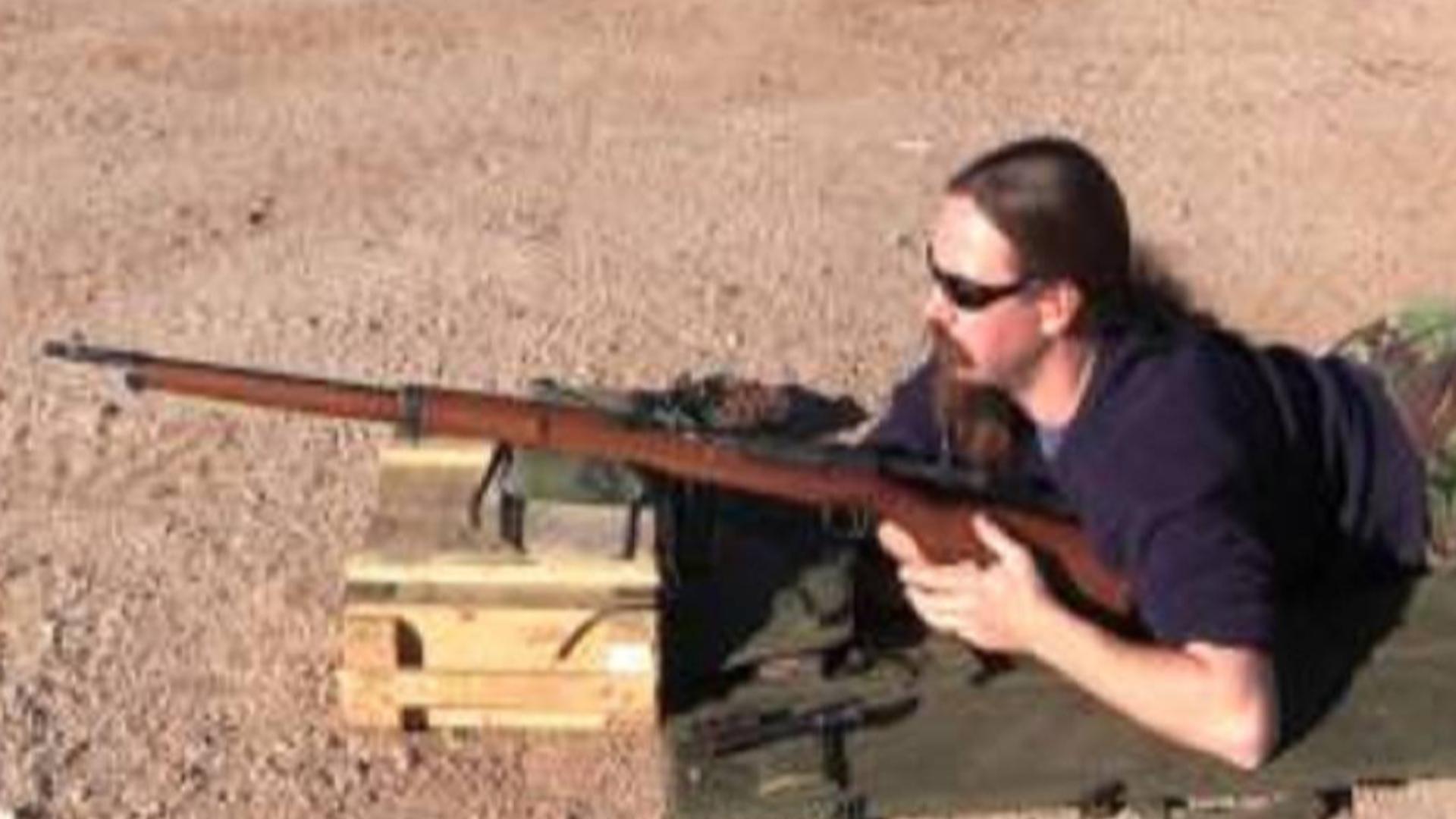 【搬运/已加工字幕】日本97式狙击步枪 历史介绍