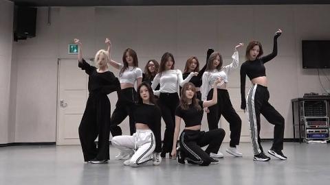 fromis_9翻跳始祖女团Fin.K.L - Now 舞蹈版