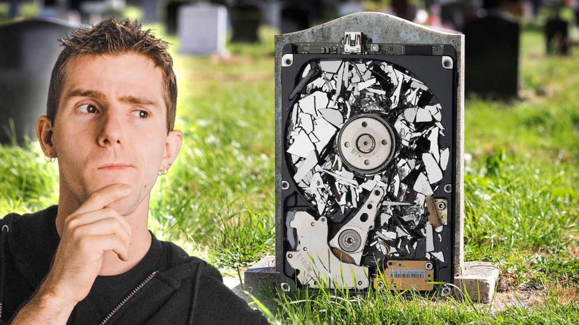 【官方双语】机械硬盘要消失了? #电子速谈