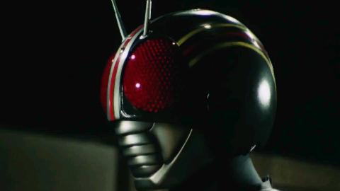 【超清假面骑士black】你们的童年男神经典战斗片段来啦!