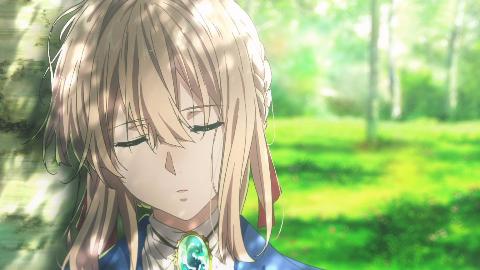 【紫罗兰永恒花园/きみのうた/MAD】我想知道     爱为何物