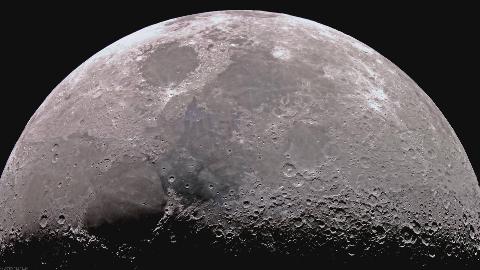 华为P30 Pro拍超级月亮 让你放弃单反的一万种理由