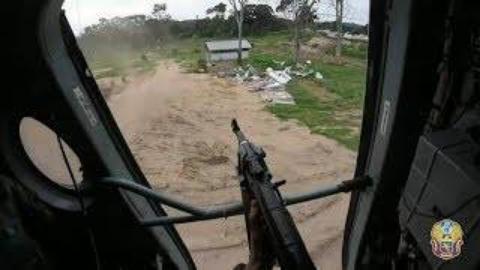 乌克兰米格24直升机在刚果的维和作战记录