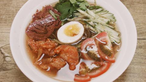 天热就要吃【东北冷面】可身边的广东人吃不惯这个味道
