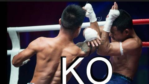 不KO就算平局,规则比泰拳更凶残,这就是缅甸拳!