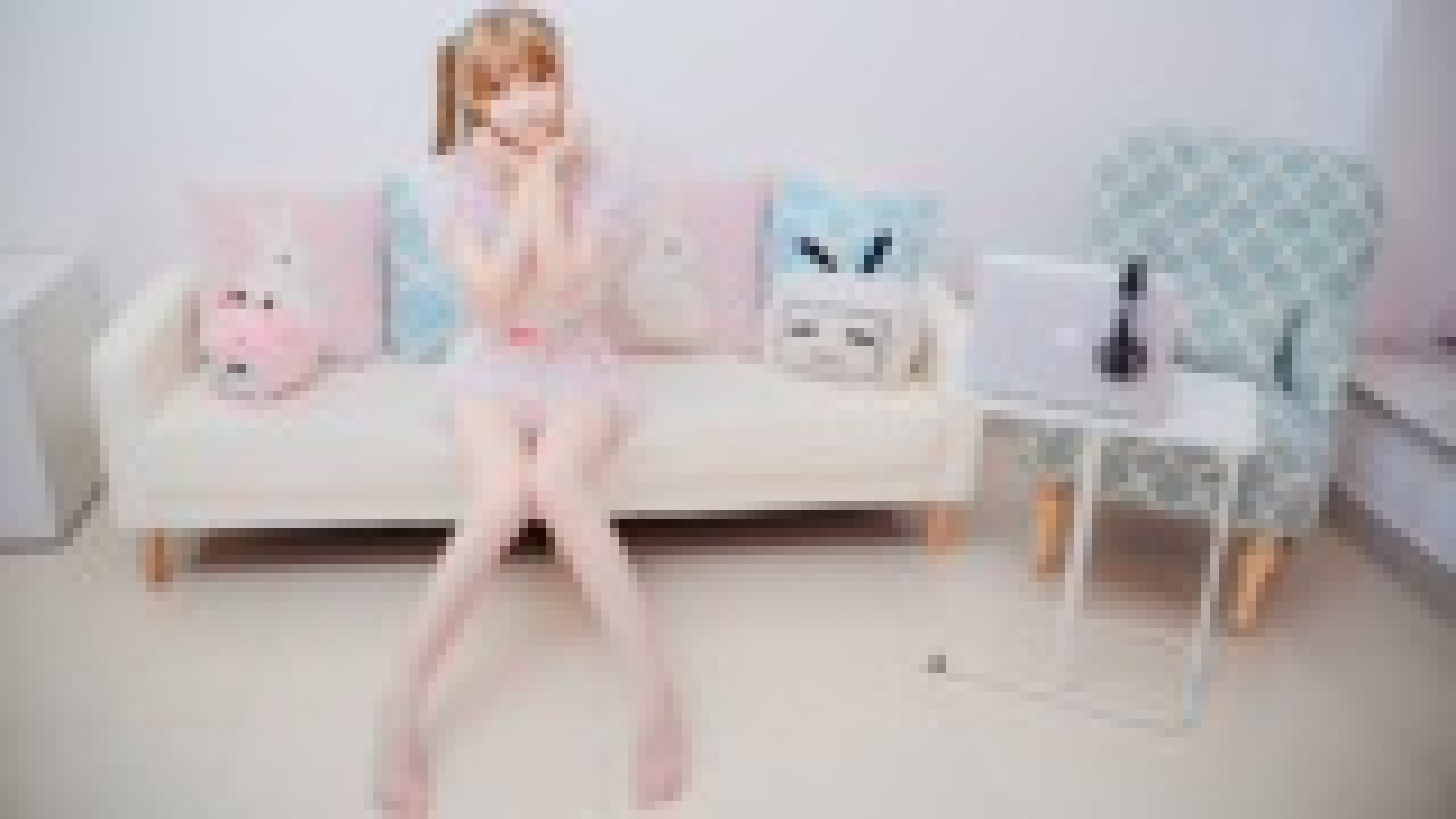 【原创编舞】甜甜宅系裸足睡衣少女趁爸妈不在家,开始【小樱】【星辰】