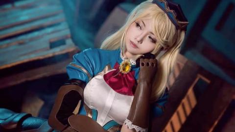 小姐姐cosplay(一)