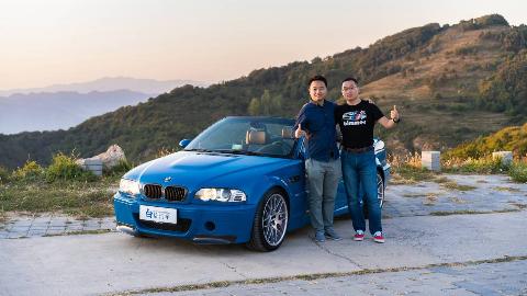 超级Bimmer花一辆911的钱圆梦BMW E46M3