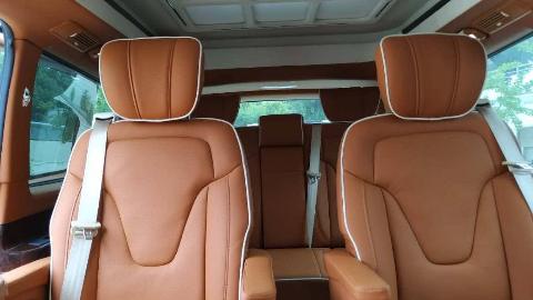 2020款奔驰威霆改装商务房车,威霆改装怎么样?
