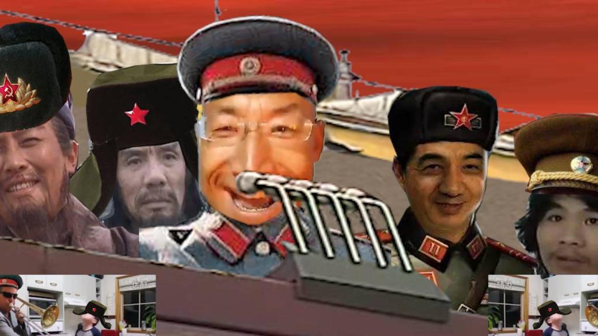 【奥利给】苏 联 的 红 色 进 军