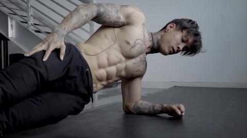 THENX新篇章一:建立腹部力量和肌肉