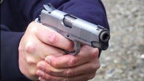 [BERETTA9mmUSA]马格南研究所沙漠之鹰1911手枪