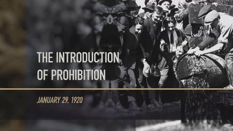 禁酒令:造就20世纪的101个事件[高清][英字]