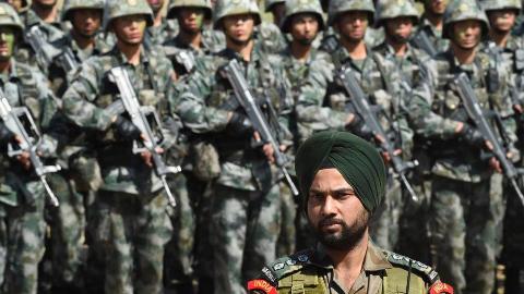 国际军事比赛2019已开幕,中国军人抵达印度参赛却遭印度网民非议