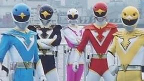 【舰长】【鸟人战队喷射人】【全集】【DVDrip】