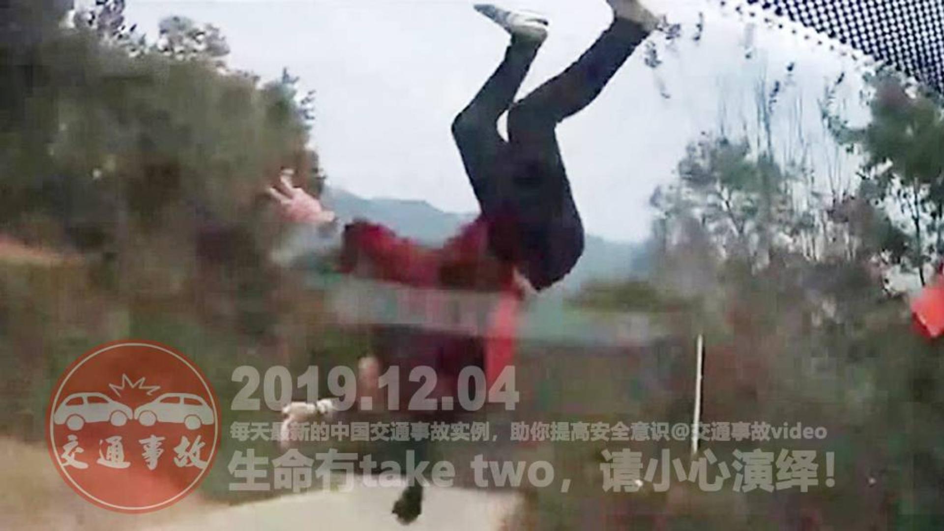 中国交通事故20191204:每天最新的车祸实例,助你提高安全意识
