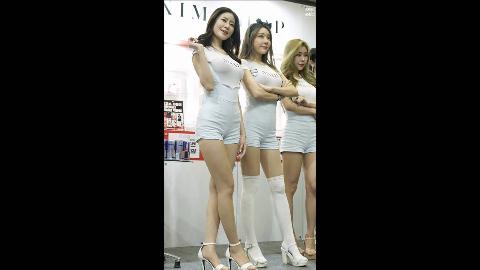 2019首尔车展模特 - 김사랑[Kim Sarang]
