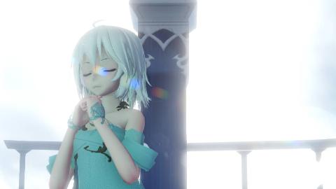 [MMD-angelite]公主殿下最有气质了