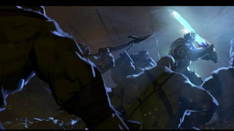 (德拉诺之王动画合集)战争之王