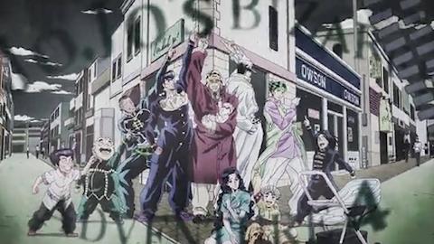 【J-Evolution】chase(cover:batta,jojo不灭钻石op)