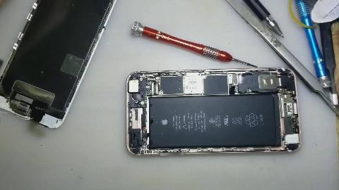 iPhone6sp进水粉丝重金保资料,机器有价,资料无价,请爱惜手机