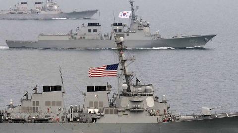 """中国80%导弹都是""""中导""""?美国拿出反制方案,韩国发现自己被卖了"""