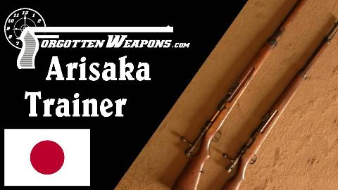 【被遗忘的武器/双语】7/8缩比三八式步枪训练枪