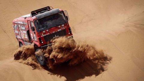 2019达喀尔拉力赛最佳-卡车组