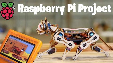 一块无所不能的主板:树莓派的神奇玩法