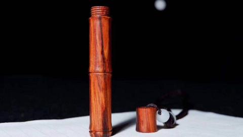 古人用的火折子,怎么做成的,又是什么原理