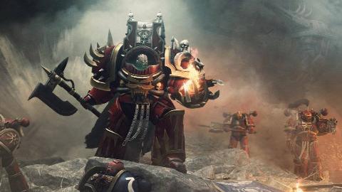 《战争黎明2》来见证恐虐神选混沌领主!
