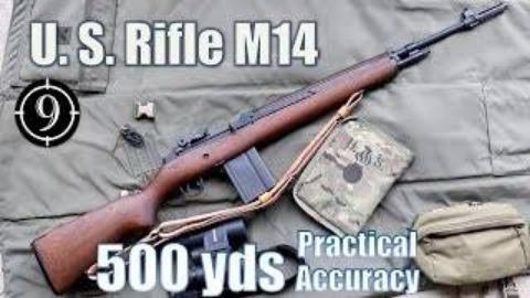 [9-Hole Reviews]使用M14挑战射击500码目标