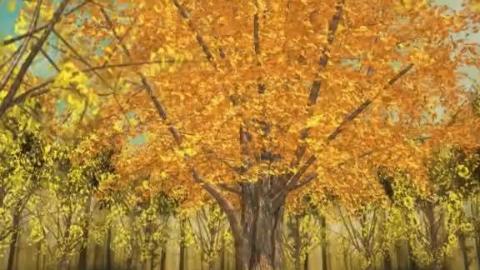 《精灵梦叶罗丽》:建鹏他们通过银杏树叶,听到了银杏树王的声音