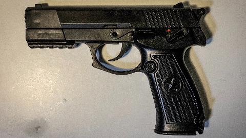 『QSZ92』手槍訓練器開箱及拆解