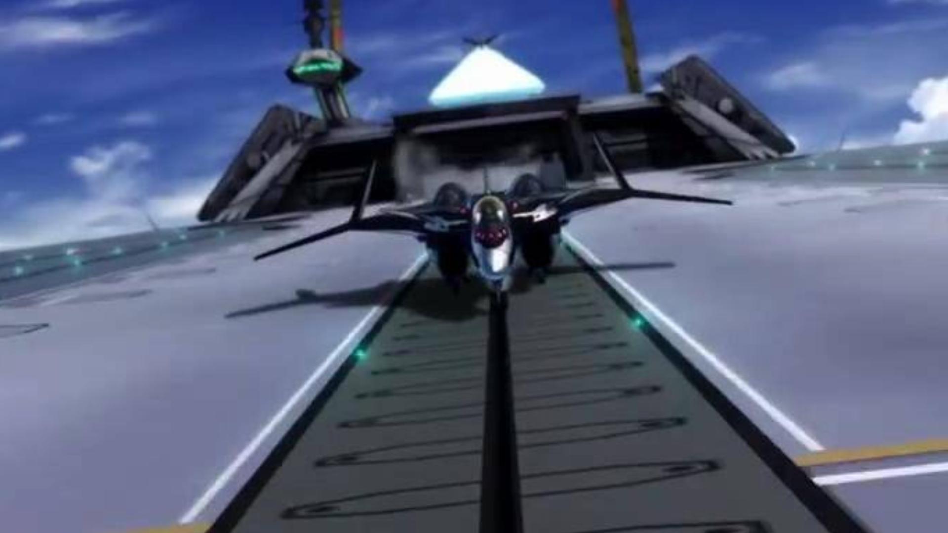 超时空要塞 Dangerzone 燃 AMV