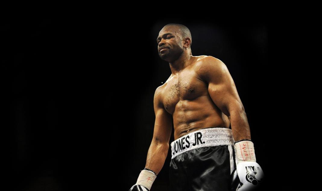 永远的拳击之神罗伊琼斯,他的打法堪称艺术!