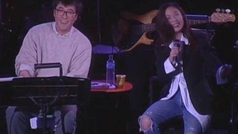 林忆莲李宗盛同台深情对唱,他们的爱情故事,都写在这4首歌里了