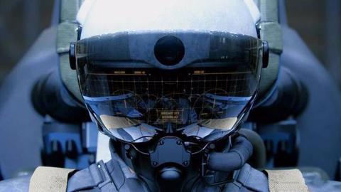 PS4《皇牌空战7》VR模式录像