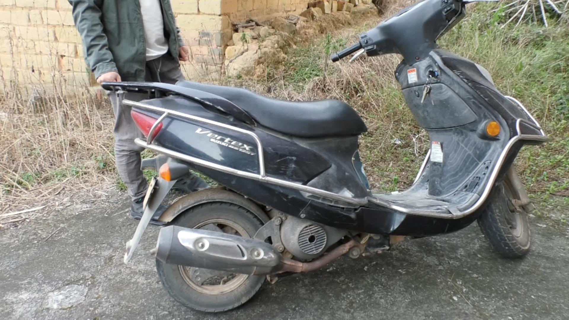 农村小伙花150元买一辆摩托车,维修花了500元,到底值不值